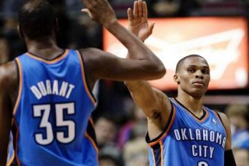 NBA - Il y a 10 ans, Oklahoma City hésitait encore entre 6 noms pour sa franchise