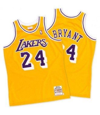 MAILLOT NBA AUTHENTIC KOBE BRYANT 2007 2008