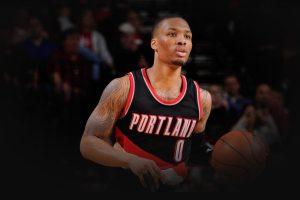 """NBA - Damian Lillard n'est pas """"malheureux"""" mais met la pression sur Portland"""