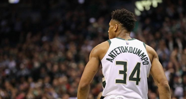 Giannis Antetokounmpo vise le trophée de MVP avec les Milwaukee Bucks