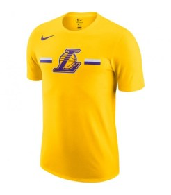 T-SHIRT NIKE LOGO LOS ANGELES LAKERS