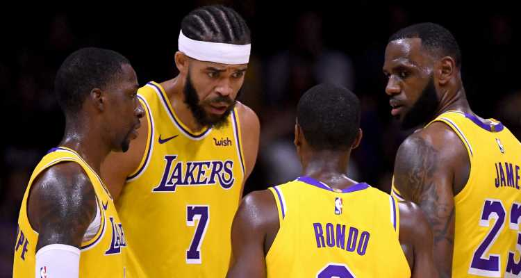 LeBron James est le nouveau leader des Los Angeles Lakers
