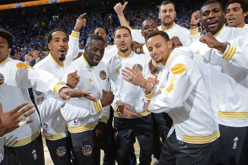 Ring Night des Golden State Warriors 2017