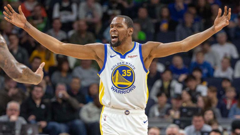 Pourquoi les Warriors peuvent remercier Kevin Durant
