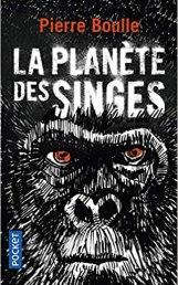 La planète des singes de Pierre Boulle couverture blog Parlons fiction