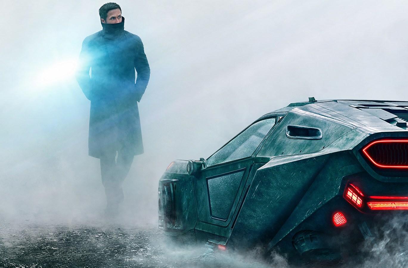Blade Runner Gosling