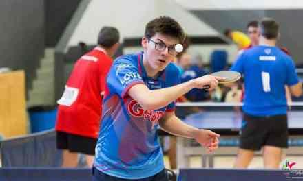 Les Championnats d'Europe continuent pour Clément Berthier