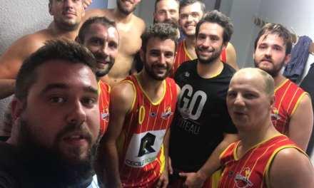"""L'équipe """"42"""" du week-end : Le Coteau Basket, un départ parfait"""