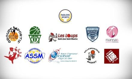 Votez pour le premier tour de la Coupe des Clubs de la Loire