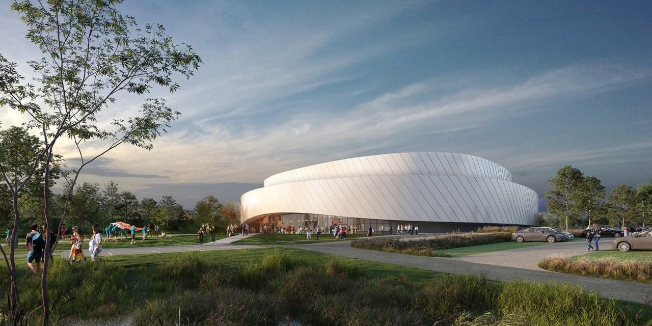 6 choses à savoir sur… La nouvelle Arena de Saint-Chamond