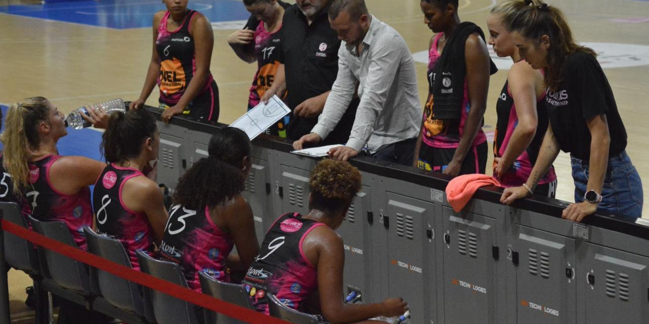 Menacées, les rencontres nationales de basket auront bien lieu dans la Loire