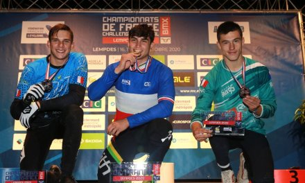 Espoir de l'année 2020: Tatyan Lui-Hin-Tsan, l'avenir du BMX mondial