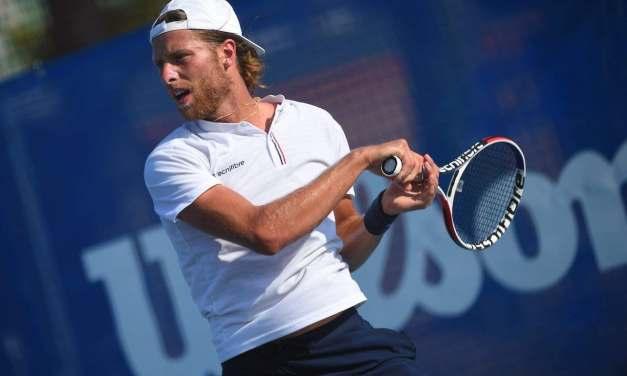 Hugo Grenier très déçu de son absence à Roland-Garros