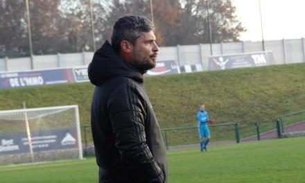 Romain Revelli quitte le club d'Andrézieux-Bouthéon (N2)