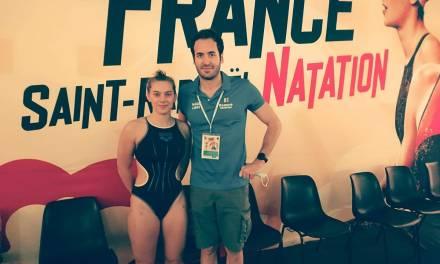 Week-end d'apprentissage pour Lili-Rose Berthelot aux Championnats de France