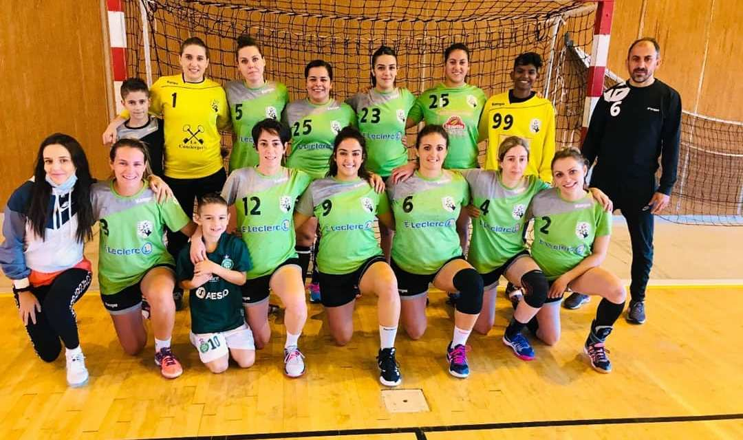 Tour des Clubs de la Loire : Le Firminy V.O. Handball attend son heure