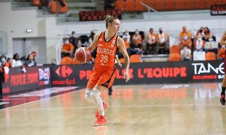 Basket : La Roannaise Alix Duchet va disputer l'Euro 2021