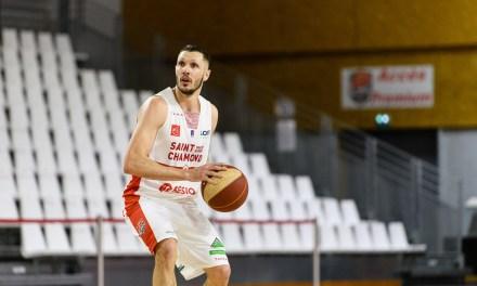 Le Saint Chamond Basket s'ajuste pour la saison prochaine