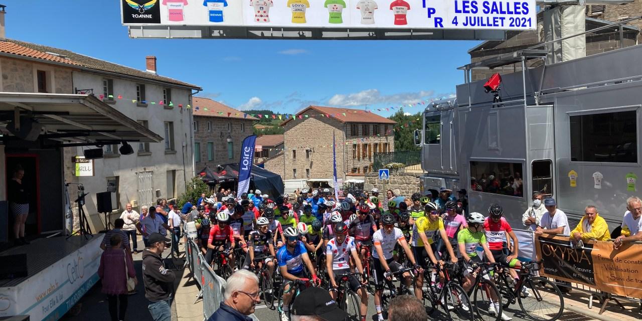 Tout a changé dans cette dernière étape du Tour du Pays Roannais