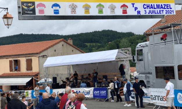Une journée en enfer pour les coureurs du Tour du Pays Roannais
