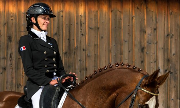 Anne-Frédérique Royon, en piste pour les Jeux Paralympiques de Tokyo