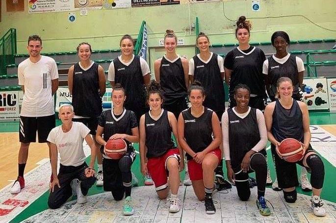 Les basketteuses de Montbrison (Ligue 2) ont repris l'entraînement