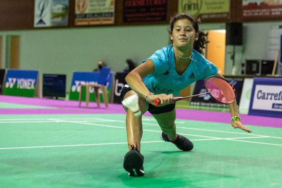 La Roannaise Nina Houl décroche son premier titre européen à 14 ans