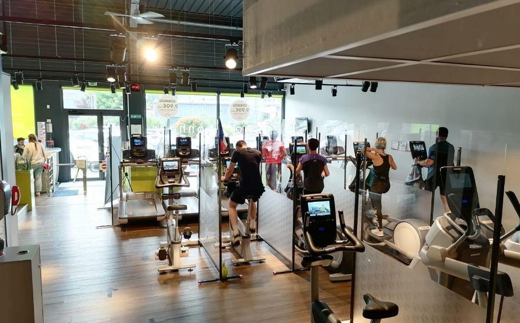 Les salles de sport de la Loire respirent à nouveau