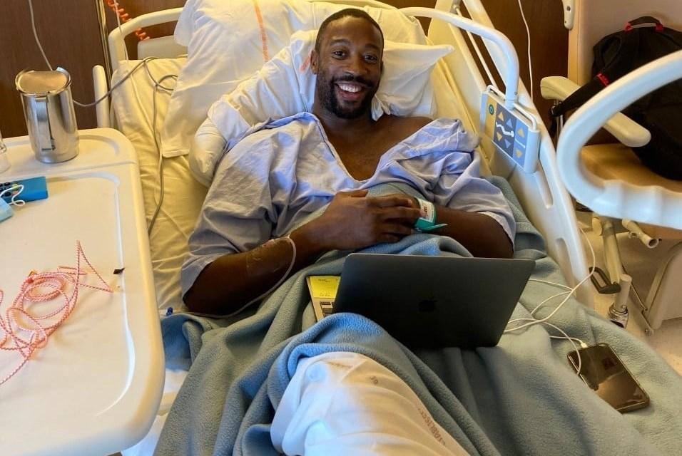 ABLS : La recrue Malik Cooke victime d'une blessure en match de préparation