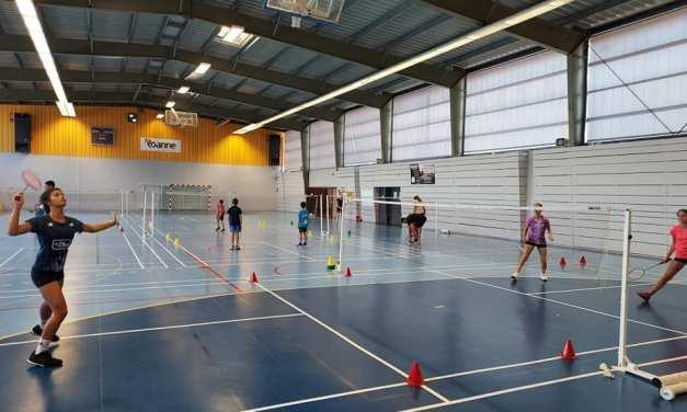 Le Club de Badminton de Roanne propose une offre originale pour ses futurs adhérents