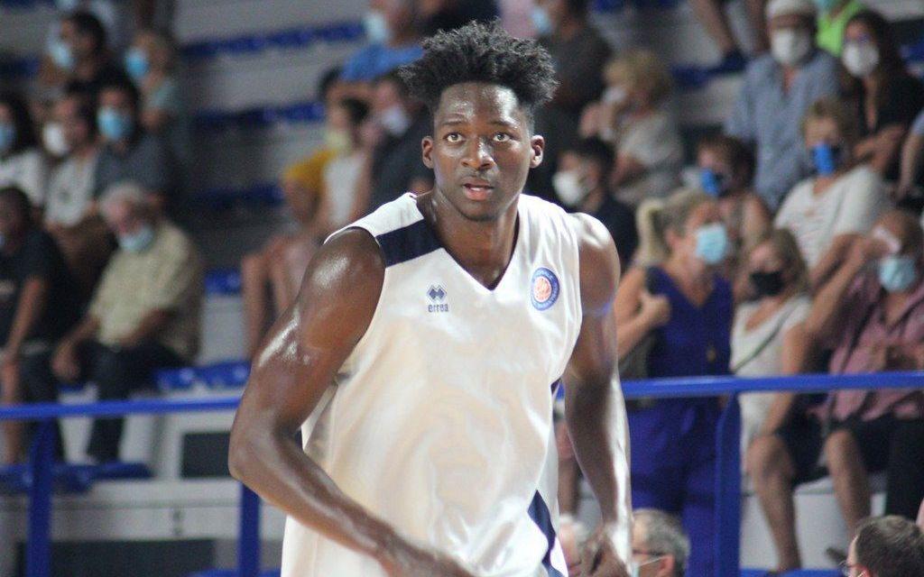 Boubacar Touré médaillé à l'AfroBasket