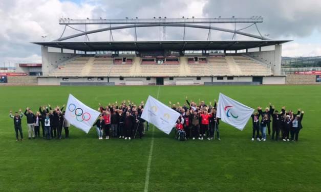 """""""Terre de Jeux """" – La Loire est entrée dans la préparation pour Paris 2024"""