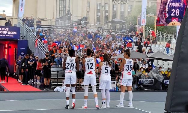 Le basket 3×3, une discipline en plein essor