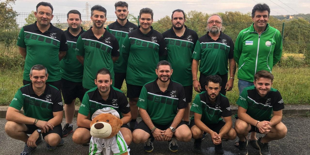 Boules Lyonnaises – Rentrée réussie pour le club de Bellegarde-en-Forez (National)
