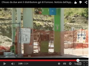 Una storia Italiana, un distributore di GPL chiuso da due anni.