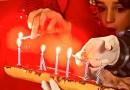 Fornovo La Pergamena spegne 9 candeline con i bambini in maschera