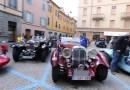 Borgotaro passerella auto storiche della 4 giorni Terre di Canossa