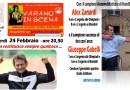 """""""Varano in Scena"""" con Alex Zanardi e Giuseppe Gabelli, domani 24 febbraio"""