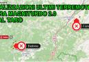 TERREMOTO. SEMBRA TERMINATO lo sciame sismico in val Taro. Le ultime due scosse a FORNOVO ed a Bedonia nella notte del 3