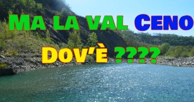 … ma la Val Ceno dov'è????