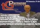 questa sera ore 7 TG Parmense.net Gelicidio a Solignano ScuoleFornovo Barbero a Collecchio PullmanAzzurro Dsèvod al Castello di Bardi