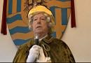 Maschere Italiane al Castello di Bardi Dsèvod firma lo storico accordo