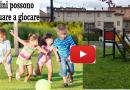 I bambini possono continuare a giocare in cortile. I risultati del referendum a Varano.