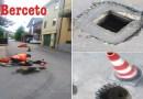 Berceto 723 tombini asfaltati La replica di Montagna 2000 al Sindaco Lucchi