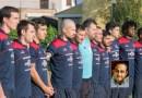 ASD Fornovo-Medesano un minuto di silenzio per suo ex giocatore Pietro Gardelli battuto il Traversetolo 4-1