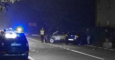 Incidente ai Filagni di Riccò attorno alle 20:00 di questa sera.