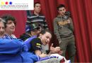 Chiara Fontanesi risponde alle domande dei ragazzi del I.I.S.S. Gadda di Fornovo. IL VIDEO.