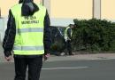 Incidente stradale alle porte di Noceto