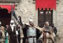 Anche quest'anno un SUCCESSO il tenzone al Castello di BARDI… nonostante il tempo.