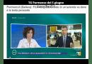 Andrea Pontremoli su LA 7, nella trasmissione OMNIBUS.
